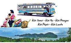 Koh Samui, Koh Tao, Koh Phangan, Koh Lanta - 20 coups de coeur en Thaïlande !