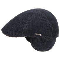 Una gorra de pana con orejeras ocultas. Gorra de Pana Orejeras Tomah by Stetson con una entrega rápida garantizada y 100 días de derecho de devolución.