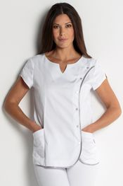 Nursing Dress, Nursing Clothes, Sewing Clothes, Beauty Therapist Uniform, Dental Uniforms, Scrubs Uniform, Nurse Costume, Medical Scrubs, Work Attire
