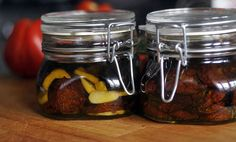 Skvělá domácí sušená rajčata | Veganotic