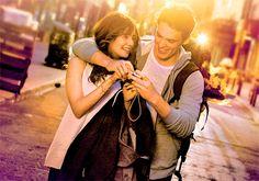 Leí el libro y no espero a ver la peli.!! love rosie.! :')