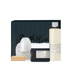 Spanish Fig & Nutmeg Luxury Shower Gift Box by Bath House
