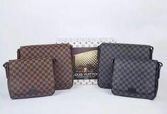 LV Men Clutch Bags 45USD 26*20*5cm