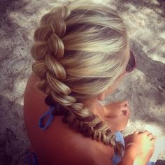 dutch braid - Google Search