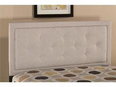 Hillsdale Furniture 1299-470 Becker Headboard - Full