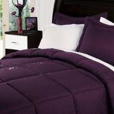 Found it at Wayfair - Polyester Microfiber Down Alternative Stain and Water Resistant Comforter Set