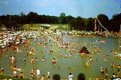 Holiday Sands, Ravenna OH. Insurance companies closed many of these independent swimming holes by the We went here several times, but our yearly favorite was Farmer Jim's (Cortland, OH) Ravenna Ohio, 70's Style, Insurance Companies, Swimming Holes, Yearly, The Good Old Days, Sands, Cleveland, Farmer