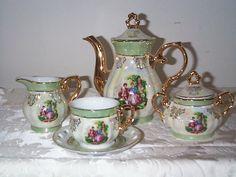 Az 679 Legjobb Kép Az Tea Pots Antikue Táblán Dish Sets Tea