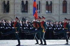 На параде Победы в Москве приняли участие 11 тысяч военнослужащих | НикВести — Новости Николаева