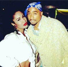 Selena and Tupac