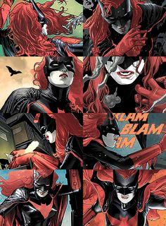 Batwoman Photoset