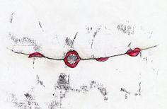 Emotionen Grußkarte von Farbspuren auf DaWanda.com