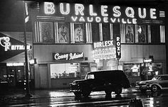 Cleveland's legendary Roxy and the racy burlesque heyday (vintage photos) | cleveland.com