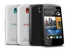 4.3 INCH QUADCORE DUAL BSI CAMERA SMARTPHONE FROM HTC