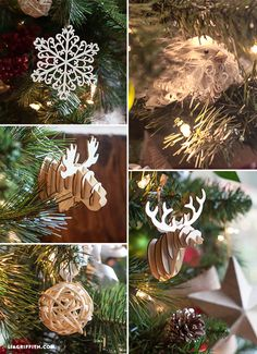 Christmas Ornaments #MichaelsMakers Dream Tree Challenge