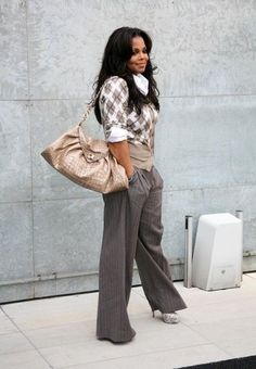 Janet Jackson - love this outfit