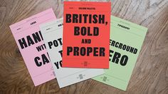 News / Graphic Design London's first crisp restaurant, Hipchips, launches with branding by Ragged Edge