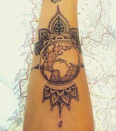 By TATTOO LOUNGE in Tahunanui Beach, NELSON (New Zealand)