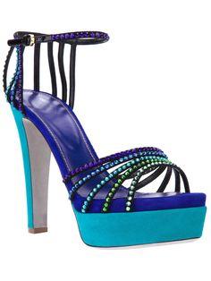 91.20$  Buy here - http://alia9v.worldwells.pw/go.php?t=32364496008 - Rhinestone Women Sandals 2015 Summer Style Plus Size Elegant Buckle Strap Hollow New Arrive Cheap Modest Sandals New Sandalias