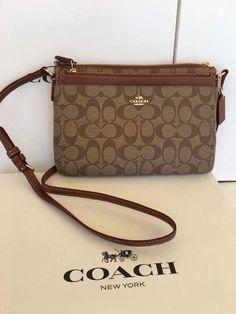 9bffc861ab Coach Shoulder Sling Bag Original   Authentic