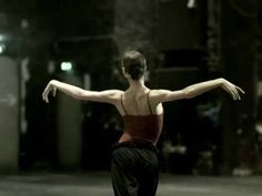 Polina Semionova (HD - Ballet - H. Grönemeyer - instrumental)  [ I love this modern ballet piece. Beautiful, traditional ballet celebrating the ballerina - in this case the lovely Polina Semionova. Her smile 1/2 way thru is sweet & her fouetté turns at the end are to die for. ]