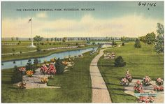 The Causeway Memorial Park, Muskegon, Michigan | Flickr - Photo Sharing!