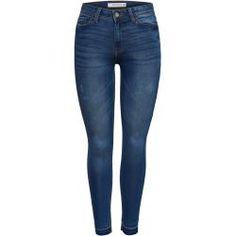 Only Jdyreg Jake Ankle Skinny Fit Jeans Damen Blau Only