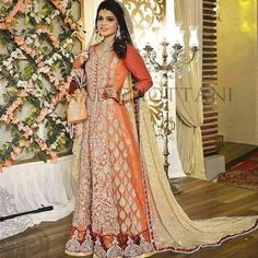 Pakistani Bride ♡ ❤ ♡ Pakistani Wedding Dress , Pakistani Style. Follow me here MrZeshan Sadiq