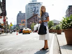 On the Street… Ninth Ave, New York « The Sartorialist