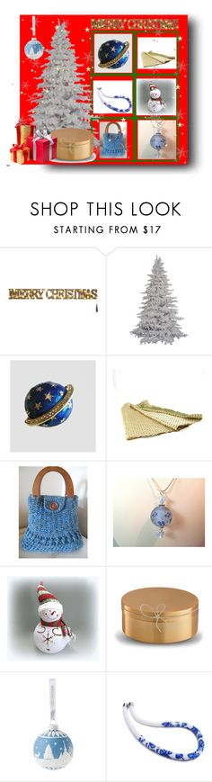 """""""Gift Ideas for Christmas! #04"""" by colchico ❤ liked on Polyvore featuring Wedgwood and vintage"""