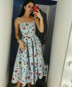 141 summer fashion to rock your winter style – page 1 Cute Church Outfits, Cute Casual Outfits, Pretty Outfits, Pretty Dresses, Beautiful Dresses, Casual Dresses, Fashion Dresses, Summer Dresses, Stylish Outfits