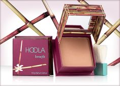 Benefit Cosmetics - hoola #benefitgals