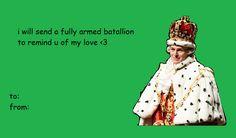 Hamilton Musical Valentine