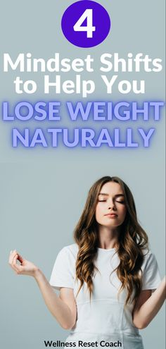 When it comes to losing weight the healthy way, your mindset can plays a big part in whether you're going to be successful. Approaching weight loss from the wrong perspective is one of the biggest reasons why so many people fail with diets and eating plans. Here are some mindset shifts that could help you to supercharge your weight loss and keep the pounds off! Weight Loss For Women, Weight Loss Goals, Healthy Weight Loss, Weight Loss Journey, Trying To Lose Weight, Losing Weight, Positive Mantras, Gym Workouts Women, Positive Self Talk