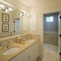Bathroom Jack And Jill Design, Pictures, Remodel, Decor and Ideas - page 14