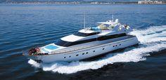 Powdermonkey Yacht - #boating #yachts #sailing #sailboat #luxury #fishing