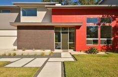 2704 Rock Terrace   Modern Home   Modern Exterior   Austin, TX Homes http://www.riversidehomesaustin.com/
