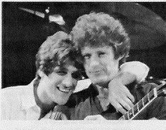 Together they created some of the best music of our era---Glenn Frey and Don Henley.