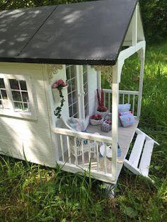 miniatyrmama: My guesthouse!