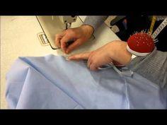 Puntos y Puntadas 343. Calcular las Medidas para las sábanas Ajustables para Bebé. F. Marquesini. - YouTube