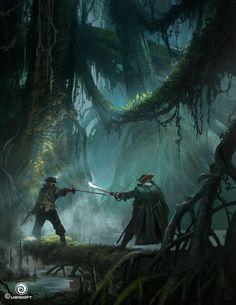 Assassin's Creed IV Black Flag. http://www.dechambo.com