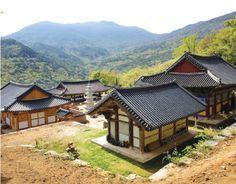 Wonhyosa Temple, Gwangju South Korea  ....why haven't i been everywhere in gwangju yet?