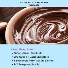 Keep your meal plan on track with these delicious & healthy pancake toppings! There's something from everyone on a plant-based diet, with a wide variety of fast easy recipes. For example, you'll find (Best Healthy Pancake Mix Vegan Food List, Diet Food List, Vegan Foods, Vegan Snacks, Diet Foods, Vegan Vegetarian, Clean Eating Breakfast, Clean Eating Meal Plan, Clean Eating Recipes