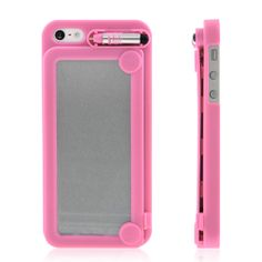 Magic Drawing iPhone 5 5S Pink Case for ONLY $3.99! Get yours now! #blackfriday #discount #smartphone #case #accessories #bestsellers #cellz.com #cheap #fast