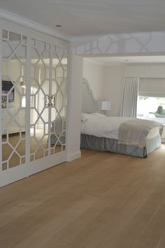Mirrored Wardrobes - Tania Payne Interiors