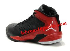 ab69a667c54a6d Derrick Rose Shoes - Jordan Fly Wade 2 Black Red Dwyane Wade Shoes