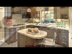 [ Small Kitchen Design Ideas The Best Tuscan ] - Best Free Home Design Idea & Inspiration Interior Design Videos, Interior Design Kitchen, Kitchen Decor, Kitchen Ideas, U Shaped Kitchen, Best Kitchen Designs, Small House Design, Home Design, Cuisines Design