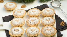 Košíčky s orechovou plnkou Biscotti, Cupcake, Muffin, Place Card Holders, Sweet, Food, Basket, Candy, Cupcakes