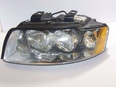 02-05 #Audi A4 LH Left Driver Headlight & HID Xenon Ballast Assembly    eBay #audia4 Wow, awesome Daily Deals. Check us out at  rightchoiceautoparts.com or rightchoiceharbor.com  Follow us on social media and be in the know of the latest deals:   Facebook - http://fb.com/RightChoiceHarbor/ Twitter - @RightHarbor   Tumblr - thinkbiggerquicker.tumblr.com   Instagram - @rightchoiceharbor   Pinterest - http://pinterest.com/rightharbor