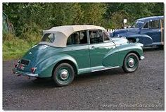 Image result for morris minor convertible